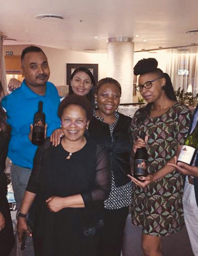 Presenting-Koni-Wines-to-GIBS-MBA-class